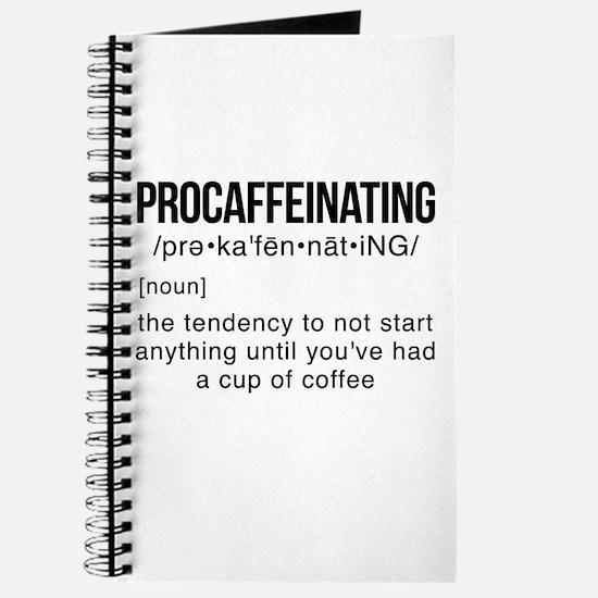 PROCAFFEINATING Journal