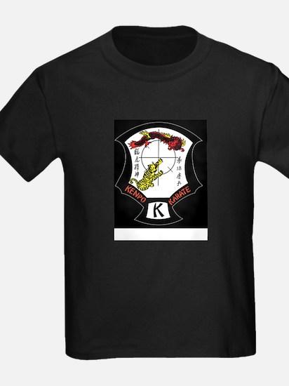 Kenpo Karate Crest T-Shirt