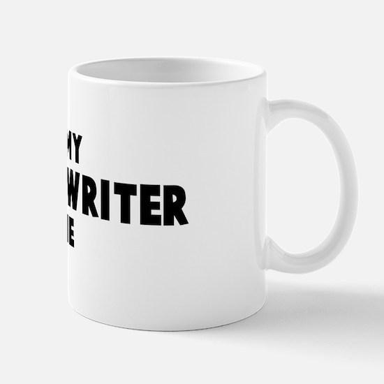Technical Writer costume Mug