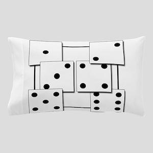 Dice Pillow Case