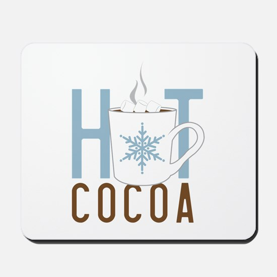 Hot Cocoa Mousepad