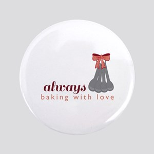 Baking Wtih Love Button