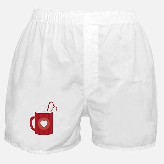Hot Chocolate Boxer Shorts
