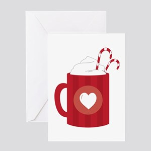 Hot Chocolate Greeting Cards