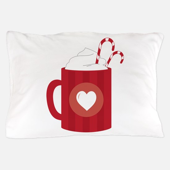 Hot Chocolate Pillow Case