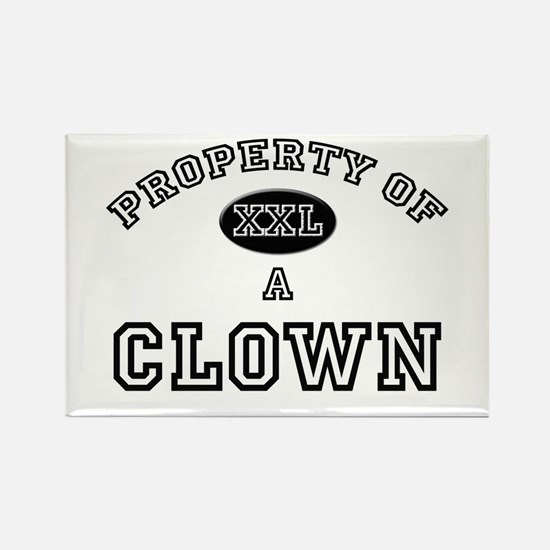 Property of a Clown Rectangle Magnet