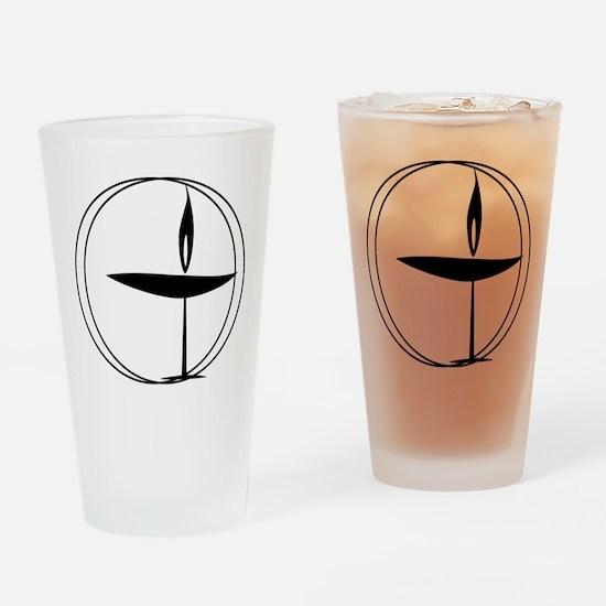 UU Drinking Glass