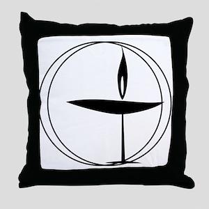 UU Throw Pillow