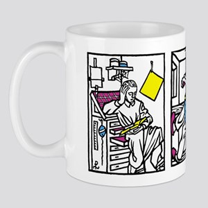"Mug ""Ancient Printshop"""