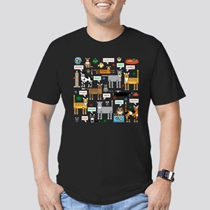 What Cats Say T-Shirt