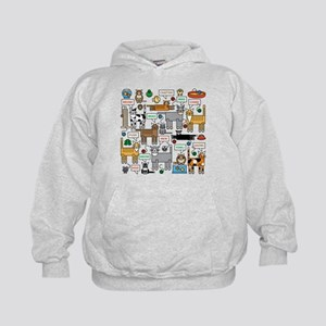 What Cats Say Hoodie