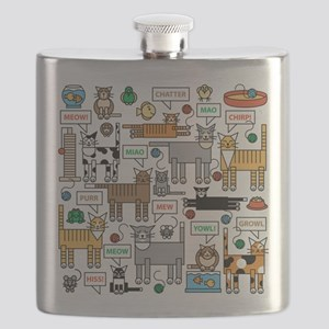 What Cats Say Flask