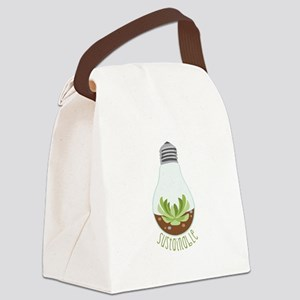 Sustainable Canvas Lunch Bag