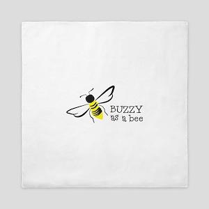 Buzzy As Bee Queen Duvet