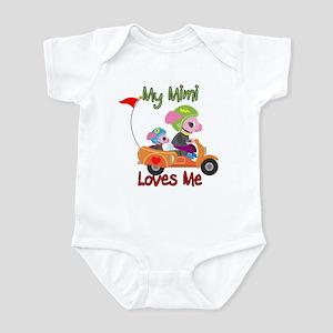 My Mimi Loves Me Scooter Infant Bodysuit