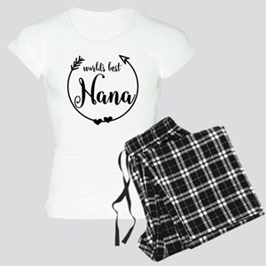 World's Best Nana Women's Light Pajamas