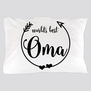 World's Best Oma Pillow Case