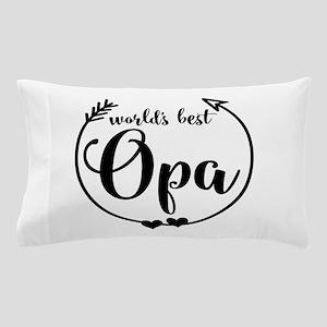 World's Best Opa Pillow Case