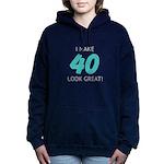 Custom Birthday Women's Hooded Sweatshirt