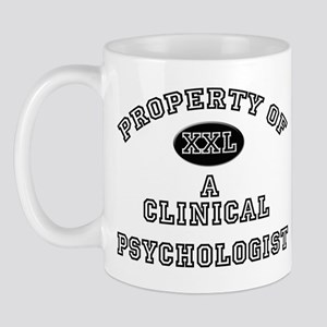 Property of a Clinical Psychologist Mug