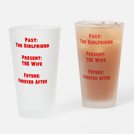 Unique Girlsname Drinking Glass