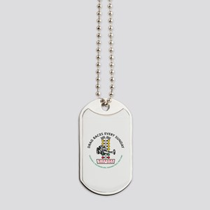 Niagara Drag Strip Dog Tags