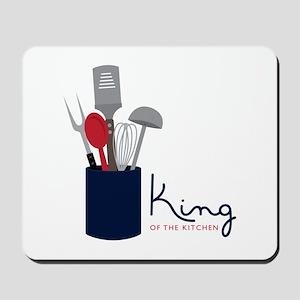 King Of Kitchen Mousepad