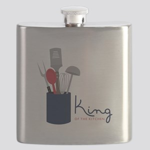 King Of Kitchen Flask