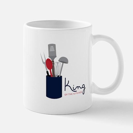 King Of Kitchen Mugs