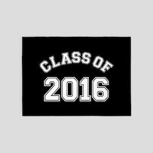 Class Of 2016 5'x7'Area Rug