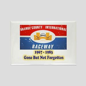 Orange County International Raceway Magnets