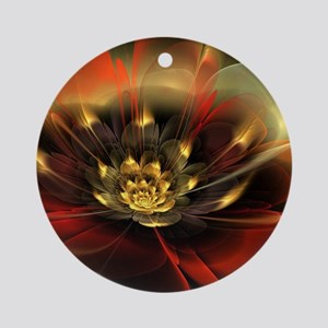 Passion Round Ornament