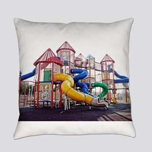 Kids Play Ground Everyday Pillow