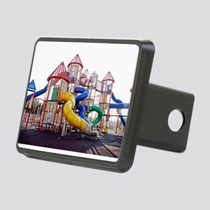 Kids Play Ground Rectangular Hitch Cover