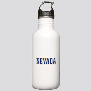 Nevada Jersey Font Stainless Water Bottle 1.0L