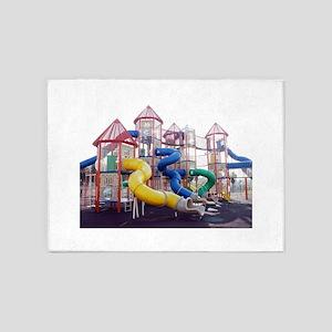 Kids Play Ground - Series 2 5'x7'Area Rug