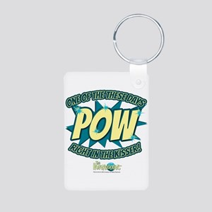 The Honeymooners: POW Aluminum Photo Keychain