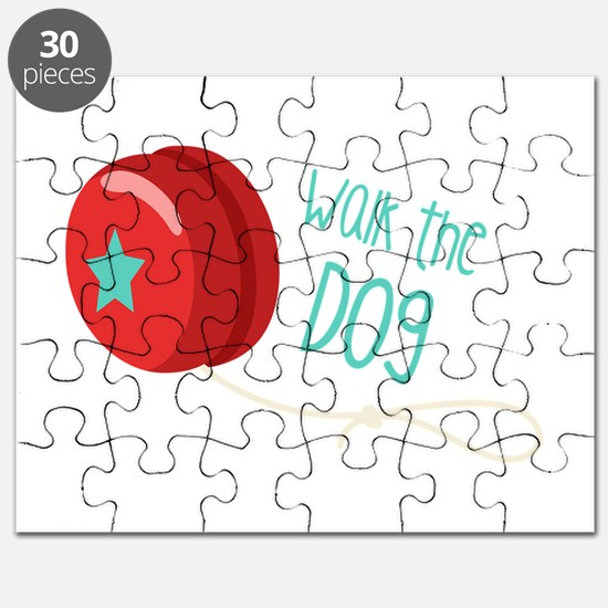 Walk The Dog Puzzle
