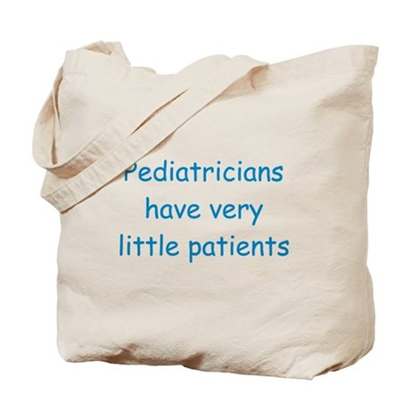 Pediatrician Tote Bag
