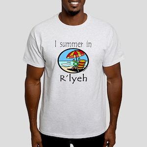 I summer in R'lyeh, cthulhu Light T-Shirt