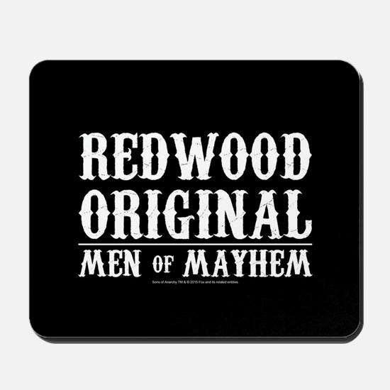 SOA Men of Mayhem Mousepad