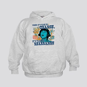 The Brady Bunch: Time To Change Kids Hoodie