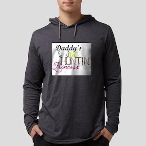 Daddys lil huntin princess Long Sleeve T-Shirt
