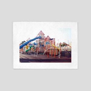 Kids Play Ground - Series 5 5'x7'Area Rug