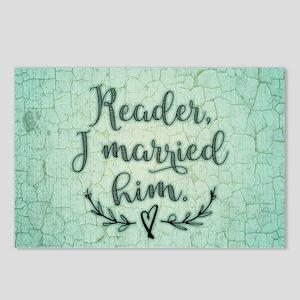 Reader I Married Him Postcards (Package of 8)
