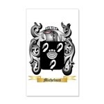 Michelucci 20x12 Wall Decal