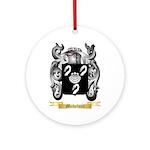 Michelucci Round Ornament