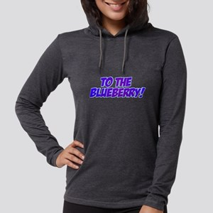 Psych, Blueberry! Long Sleeve T-Shirt
