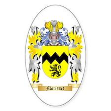 Morisset Sticker (Oval)