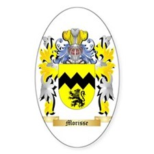 Morisse Sticker (Oval)